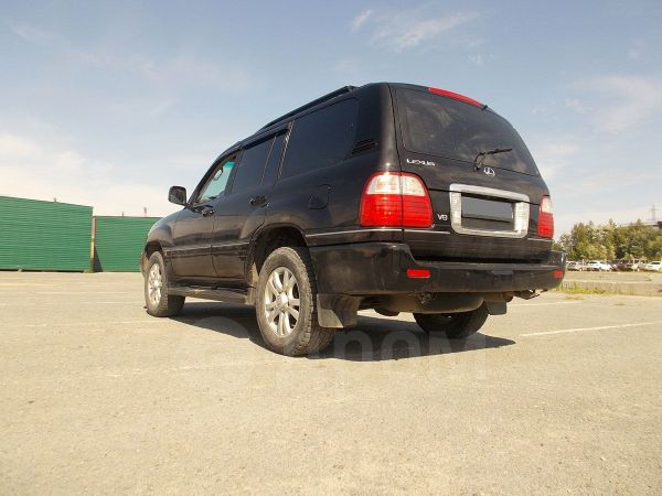 Lexus LX470, 2003 год, 1 150 000 руб.