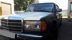 Барнаул Mercedes 1980