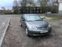 Кызыл Civic 2004