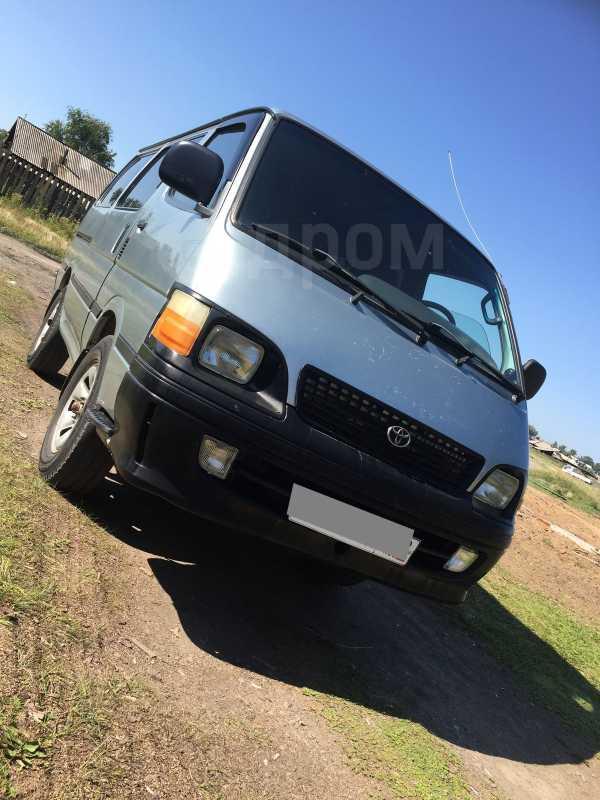 Toyota Hiace, 2000 год, 470 000 руб.