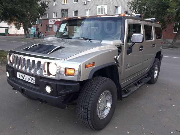 Hummer H2, 2003 год, 1 360 000 руб.