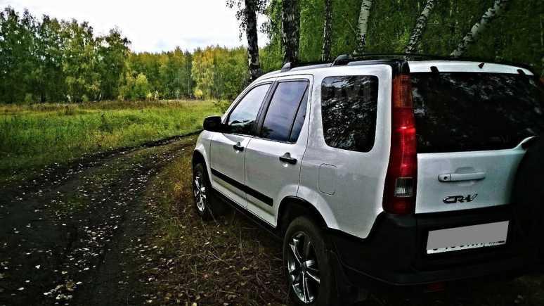 Honda CR-V, 2002 год, 419 000 руб.