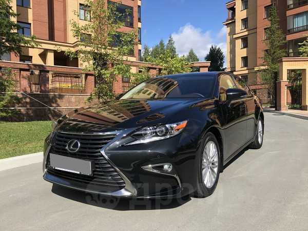 Lexus ES200, 2016 год, 1 680 000 руб.