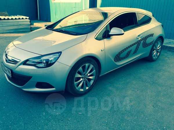Opel Astra GTC, 2013 год, 590 000 руб.