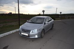 Черногорск Corolla Axio 2008