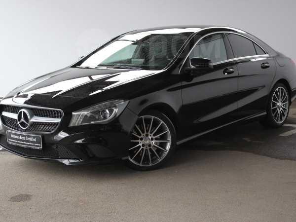 Mercedes-Benz CLA-Class, 2015 год, 1 670 000 руб.