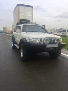Петропавловск-Кам... Nissan Safari 1997