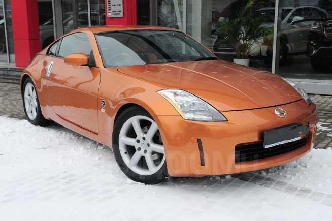 Nissan Fairlady Z, 2003 год, 850 000 руб.