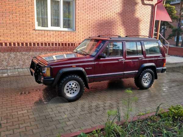 Jeep Cherokee, 1993 год, 210 000 руб.