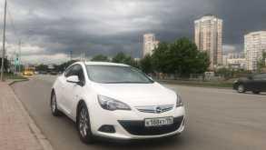 Екатеринбург Astra GTC 2014