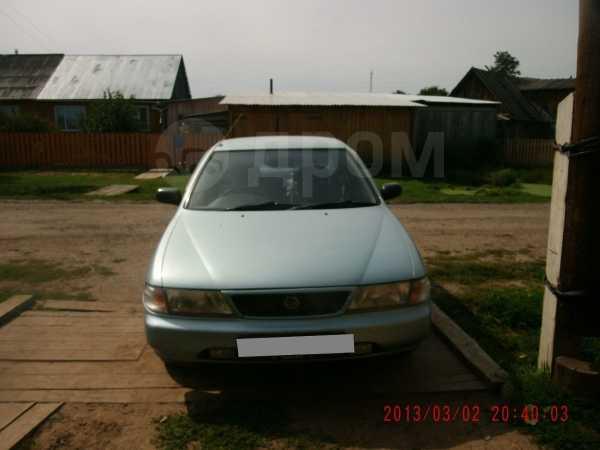 Nissan Sunny, 1995 год, 115 000 руб.