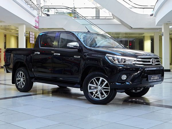 Toyota Hilux Pick Up, 2018 год, 2 585 000 руб.