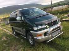 Магадан Delica 2002
