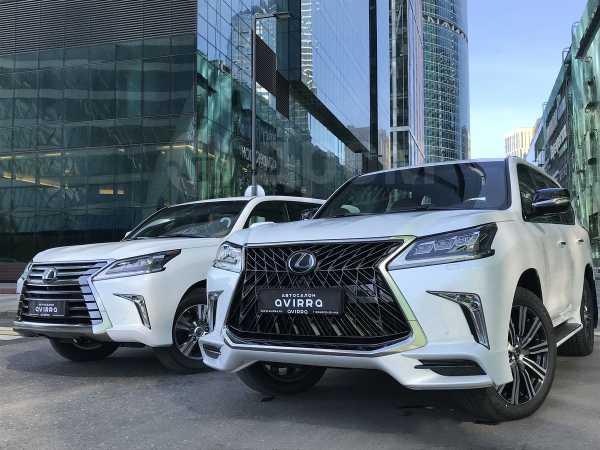 Lexus LX570, 2018 год, 6 878 000 руб.
