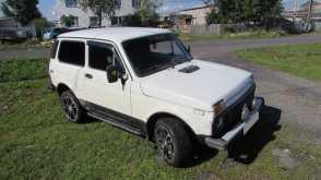 Яшкино 4x4 2121 Нива 1997