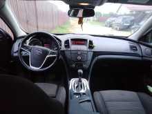 Петушки Opel Insignia 2013
