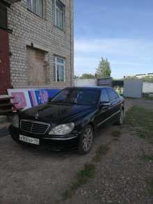 Mercedes-Benz S-класс, 2003 г., Красноярск