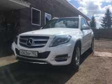 Уфа GLK-Class 2015