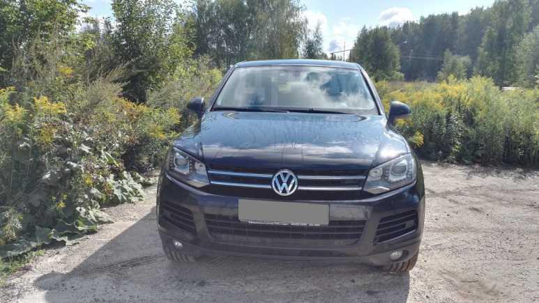 Volkswagen Touareg, 2012 год, 1 270 000 руб.