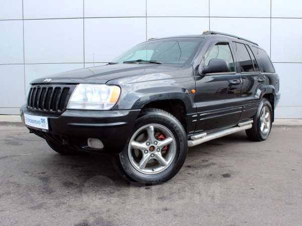 Jeep Grand Cherokee, 2004 год, 337 000 руб.