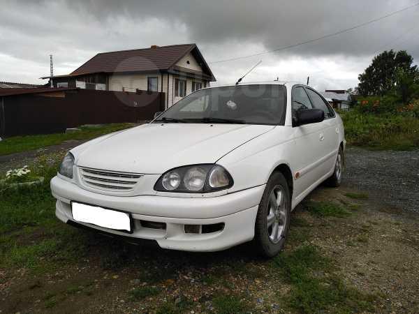 Toyota Avensis, 1999 год, 170 000 руб.