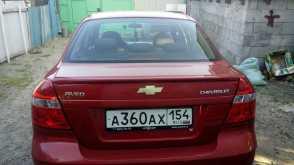 Chevrolet Aveo, 2010 г., Новосибирск