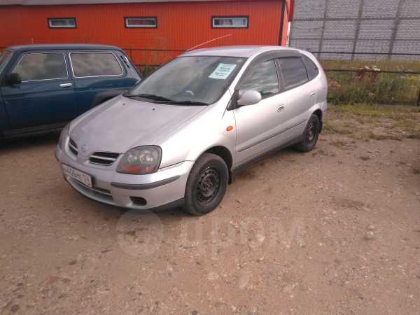 Nissan Tino, 2001 год, 255 000 руб.