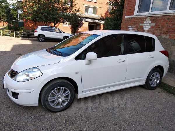 Nissan Tiida, 2013 год, 497 000 руб.