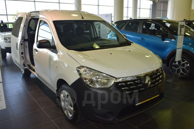 Renault Dokker, 2018 год, 850 000 руб.