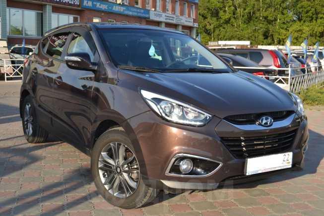 Hyundai ix35, 2015 год, 1 130 000 руб.