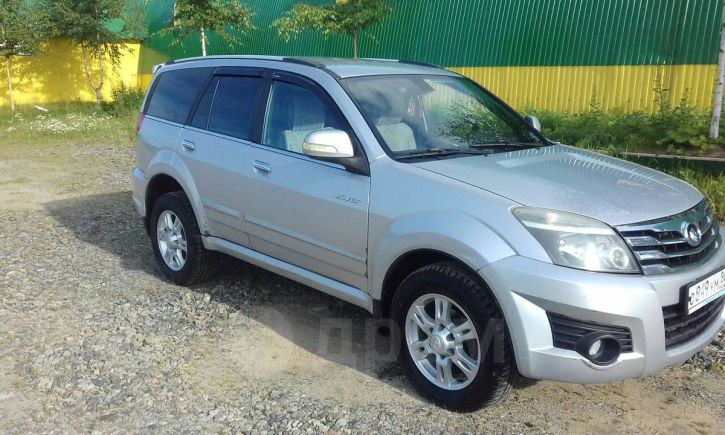 Great Wall Hover H3, 2010 год, 470 000 руб.