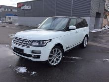 Санкт-Петербург Range Rover 2013