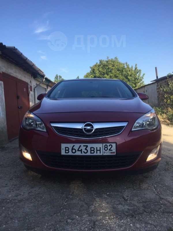 Opel Astra, 2010 год, 430 000 руб.