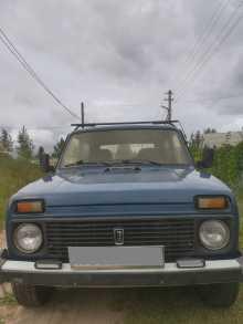 Слободской 4x4 2121 Нива 2001