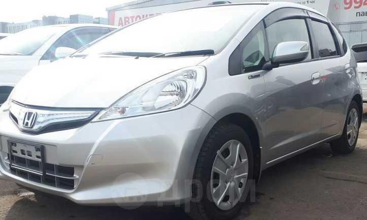 Honda Fit, 2012 год, 590 000 руб.