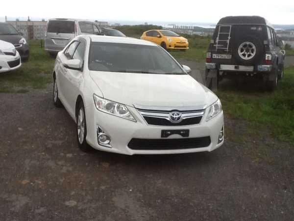 Toyota Camry, 2013 год, 1 310 000 руб.