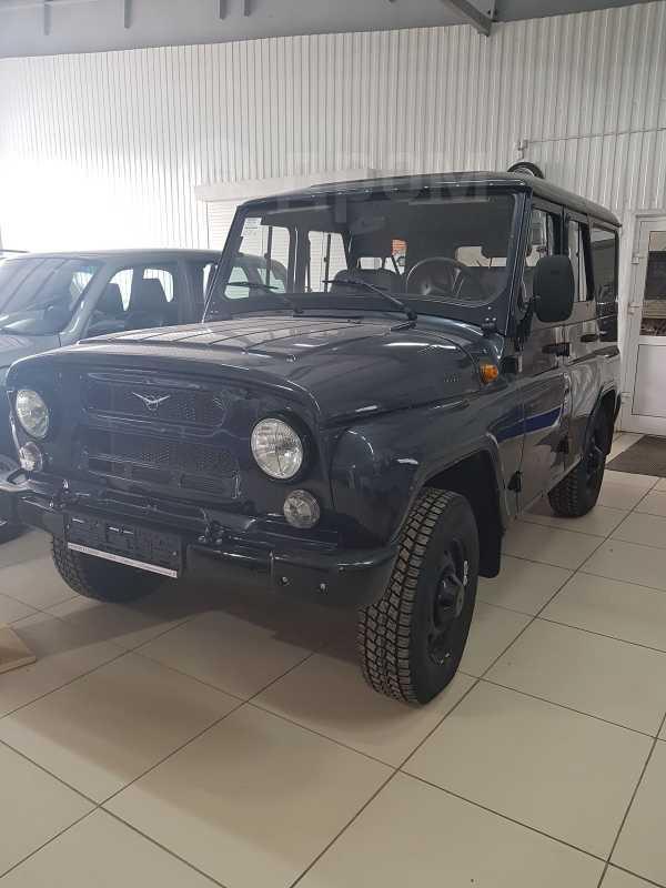 УАЗ Хантер, 2018 год, 674 800 руб.