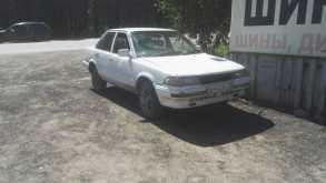 Шелехов Corolla 1988