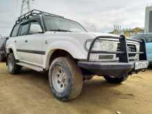 Якутск Land Cruiser 1997