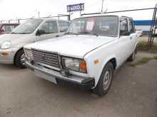 ВАЗ (Лада) 2107, 2004 г., Красноярск