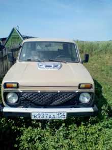 Довольное 4x4 2121 Нива 1987
