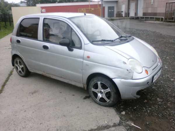 Daewoo Matiz, 2004 год, 59 999 руб.
