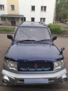 Иркутск Pajero iO 1999