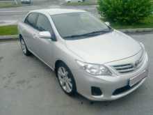 Сургут Corolla 2012
