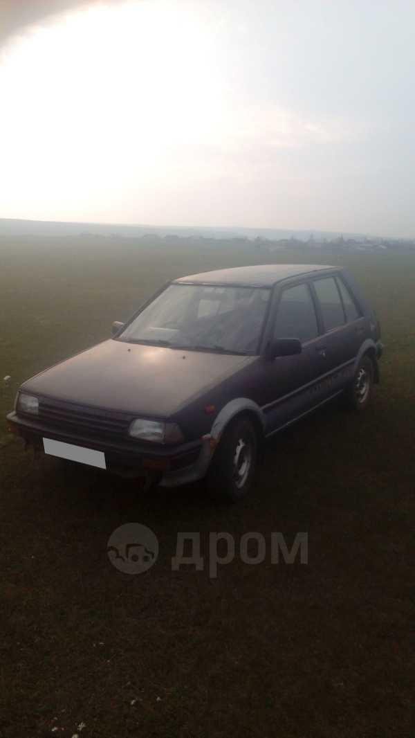 Toyota Starlet, 1987 год, 58 000 руб.