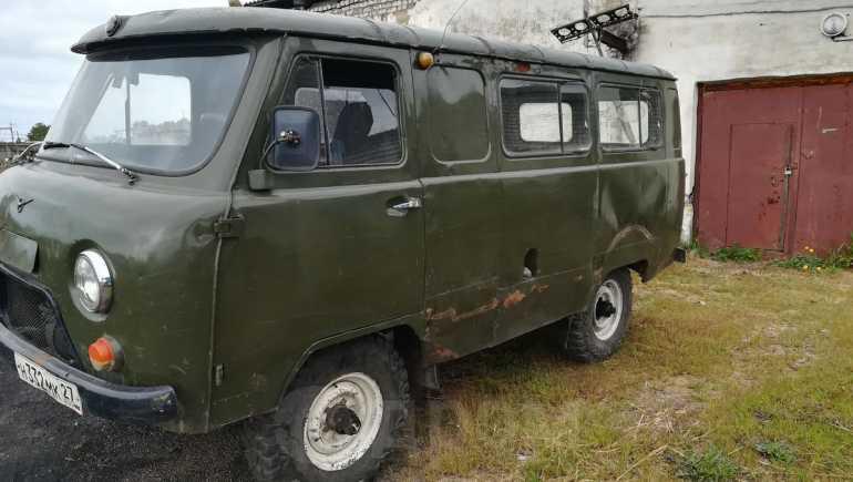 УАЗ Буханка, 1977 год, 200 000 руб.