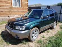 Улан-Удэ Forester 2002