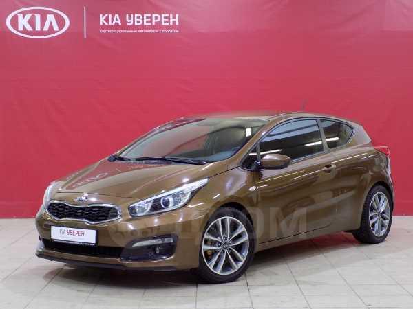 Kia pro_cee'd, 2015 год, 669 000 руб.