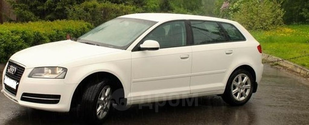 Audi A3, 2012 год, 480 000 руб.