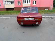 ВАЗ (Лада) 2107, 2003 г., Барнаул